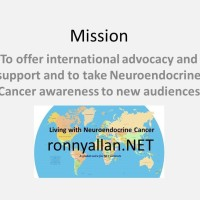 Living with Neuroendocrine Cancer - Home Page