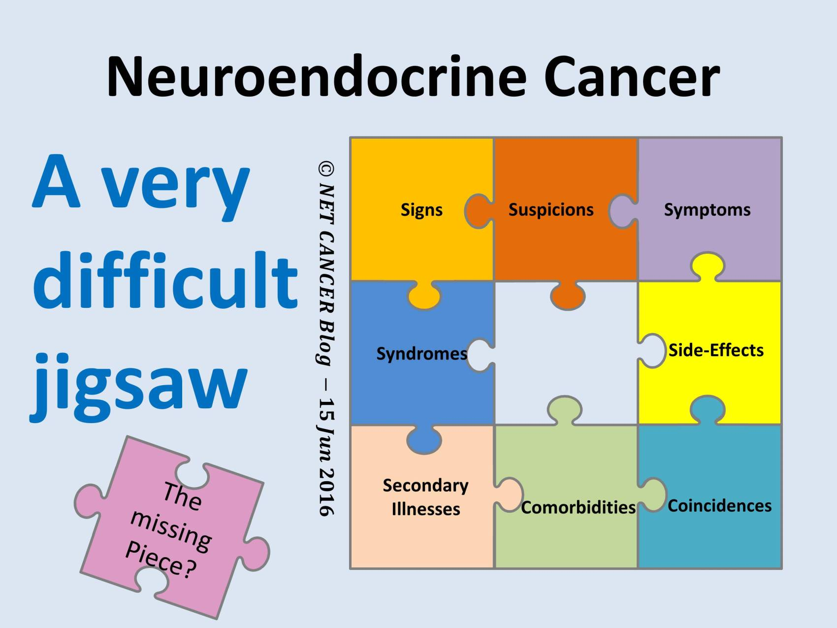 NET Cancer Jigsaw