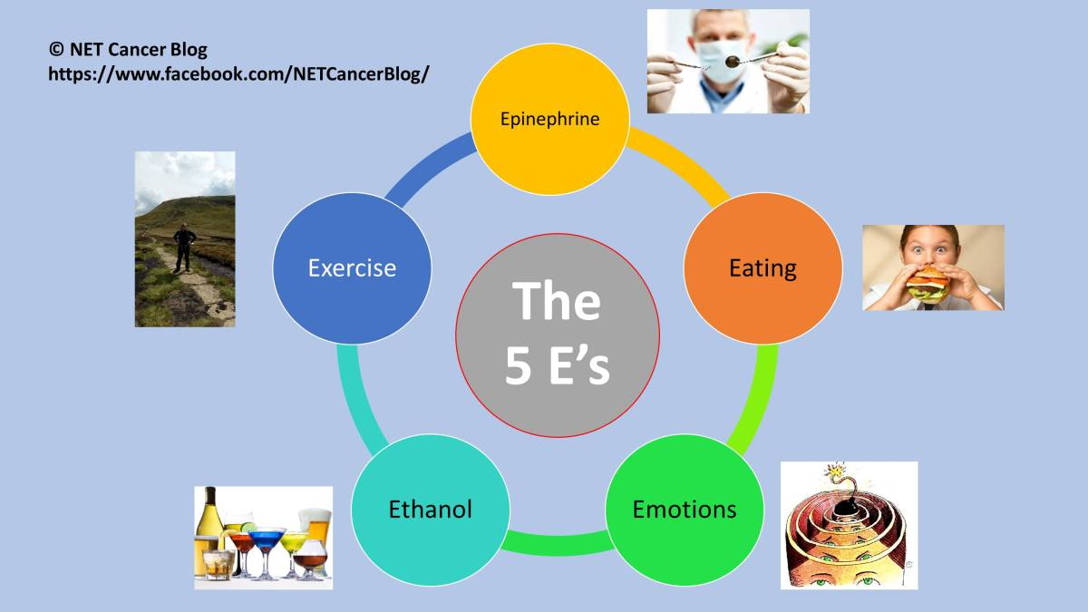 The 5 E's (of Carcinoid Syndrome)