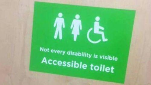 asda toilet