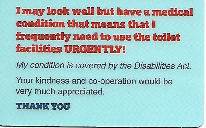 NPF Toilet Card Back