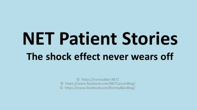 The Hidden NET patient voices