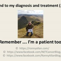 Background to my Diagnosis and Treatment