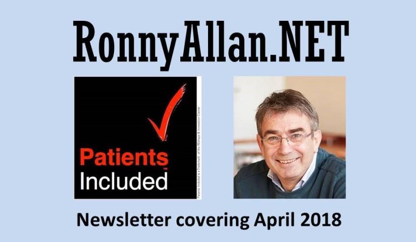 Newsletter Apr 18