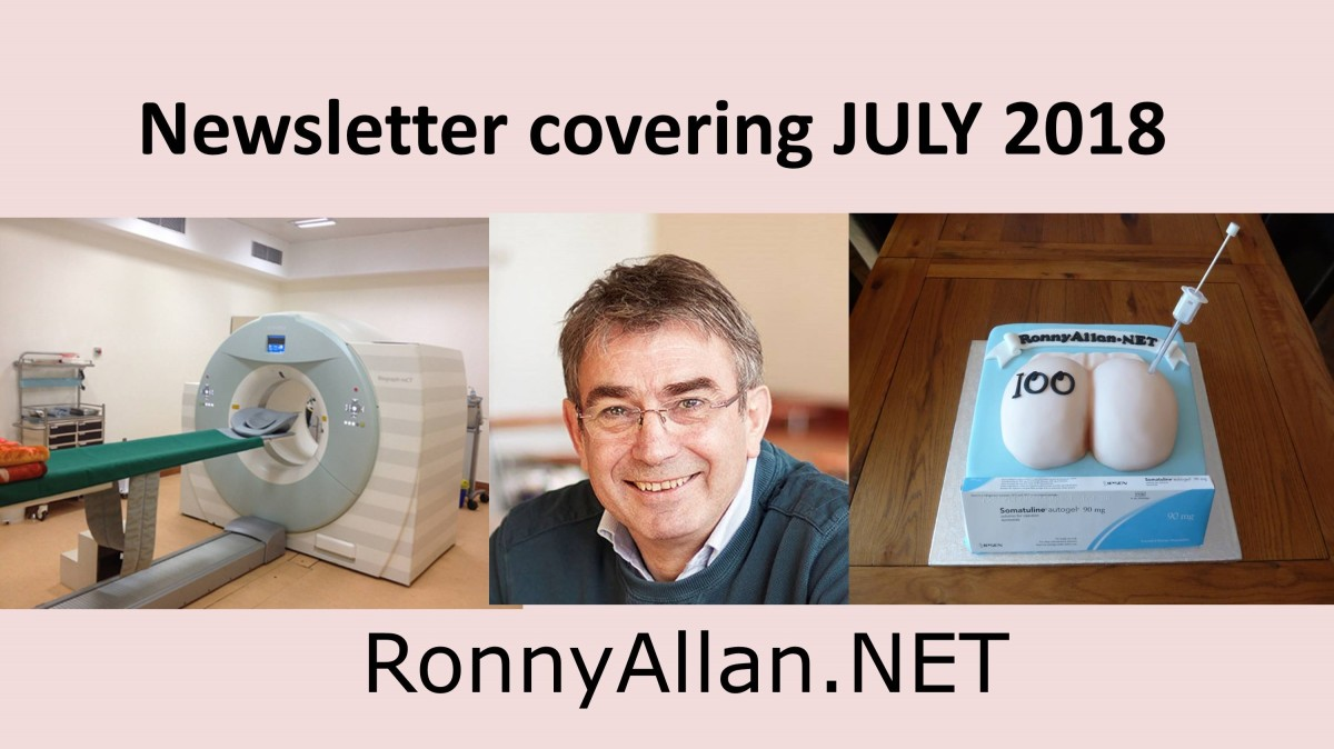 RonnyAllan.NET - Community Newsletter JULY 2018